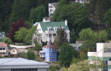Governor's Mansion in Juneau, Alaska