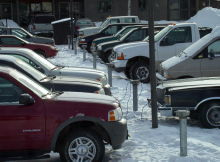 Electric vehicles in Fairbanks, Alaska