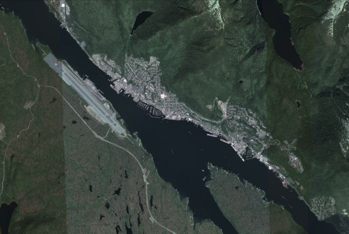 Ketchikan Alaska Map Google.An Explorer S Guide To Ketchikan Alaska By Explorenorth