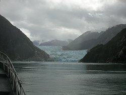 South Sawyer Glacier, Alaska