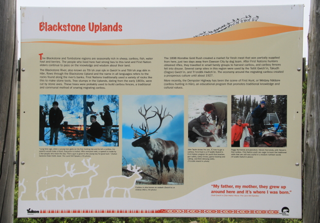 Blackstone Uplands, Yukon