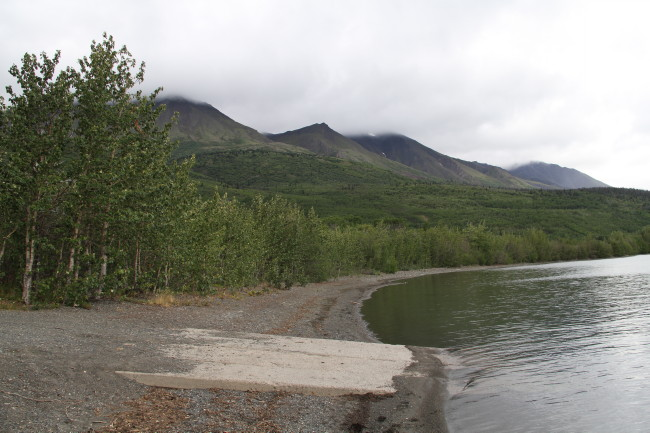 Dezadeash Lake Campground, Yukon