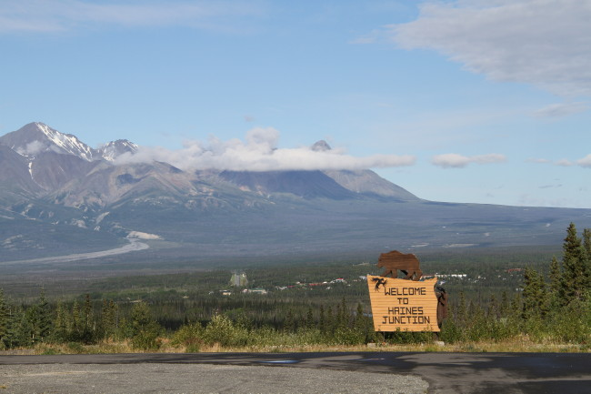Haines Junction Rest Area, Yukon