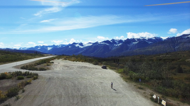 Haines Road Viewpoint, BC