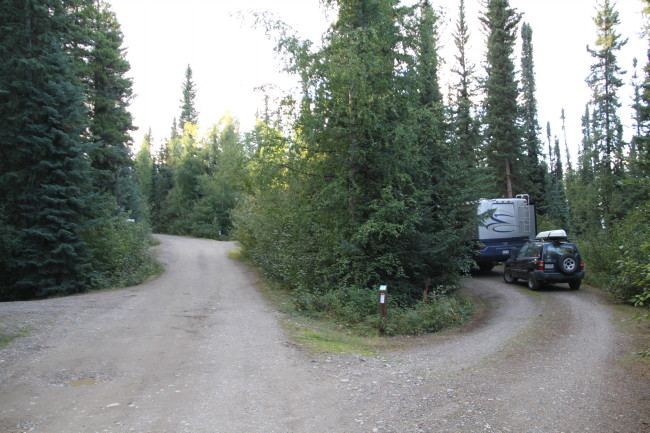 Watson Lake Campground, Yukon