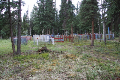 Fort Selkirk First Nation Cemetery, Yukon
