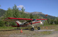 N92078: Maule M-7-235 Super Rocket at Denali, Alaska