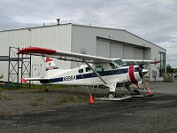 N8964: Dehavilland DHC-2 Beaver Mk. 1 at Lake Hood, Anchorage, Alaska