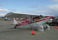 N202AK: Piper Super Cub in Anchorage, Alaska