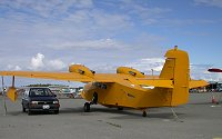 N45CA: Grumman G-44 Widgeon at Anchorage, Alaska