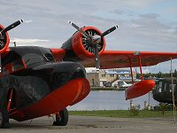 1943 Grumman G-21A Goose at Lake Hood, Anchorage, Alaska