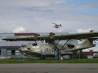 1943 PBY 5A Catalina Canso at Lake Hood, Anchorage, Alaska