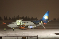 Canadian North's Boeing 737-2T2C C-GDPA