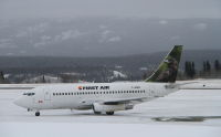First Air's Boeing 737-247 C-GNDE