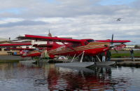 N2899J: de Havilland DH-3 Turbo Otter at Lake Hood, Anchorage, Alaska