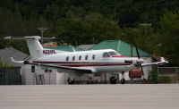 N321PL: Pilatus PC-12/45 at Skagway, Alaska