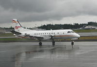 N685PA: Saab 340B at Anchorage, Alaska