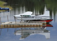 N84735: Cessna A185F Skywagon in Fairbanks, Alaska