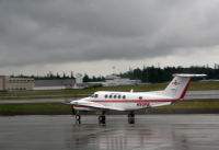 N90PB: Beech 200 Super King Air at Anchorage, Alaska