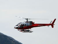 N94TH: Eurocopter AS-350B-2 at Skagway, Alaska