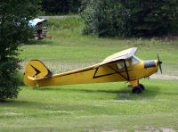1946 Taylorcraft N95288 in Fairbanks, Alaska