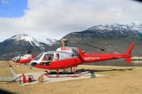 N970TH: Eurocopter AS-350B-2 at Skagway, Alaska