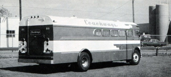 Canadian Coachways Bruck