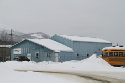 34 Macdonald Road in the Porter Creek industrial area of Whitehorse