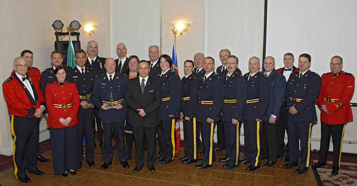 RCMP M Division Auxiliary Constables, 2013