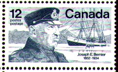 Joseph E. Bernier, explorer in the Canadian Arctic