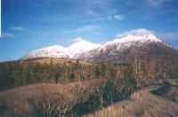 Photo #5 - proposed site of a 150-room hotel, on the edge of the world's smallest desert at Carcross, Yukon