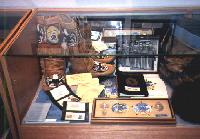 in the Alaska State Troopers Museum, Anchorage, Alaska