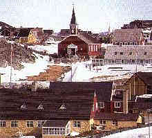 Photo of Nuuk, Greenland