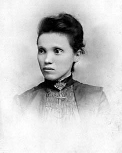 Portrait of Josie Jones, ca.1890