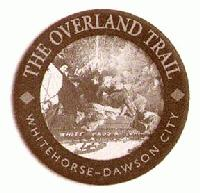 Whitehorse-Dawson City Overland Trail logo