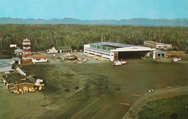 Annette Island Coast Guard Air Station, 1960s