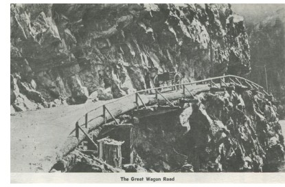Fraser Canyon - the Great Wagon Road