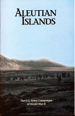 Aleutian Islands (cover)