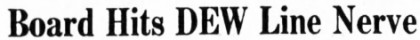 Whitehorse Board of Trade Hits DEW Line Nerve - March 1956