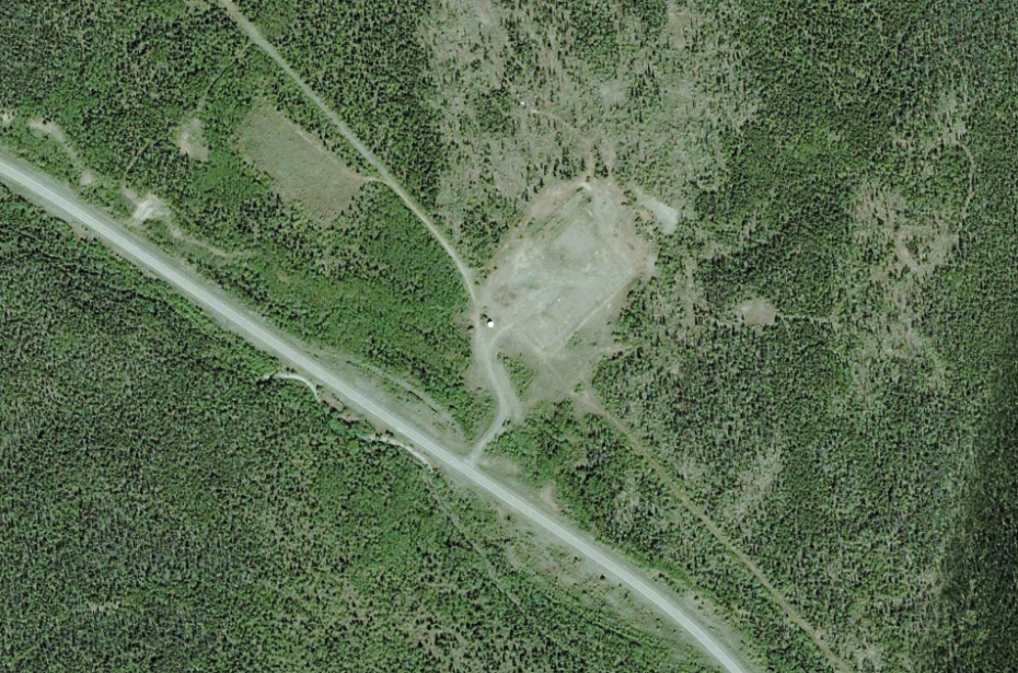 Haines-Fairbanks Pipeline Junction Pump Station site, 2005