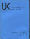United Keno Hill Mines Ltd., 1979 Annual Report