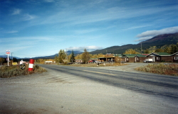 Kluane Wilderness Village, Alaska Highway