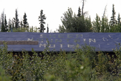 Sheep Mountain Motel, Alaska Highway