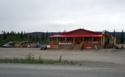 Buckshot Betty's, Beaver Creek, Alaska Highway