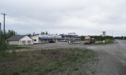 Ida's Motel & Cafe, Alaska Highway
