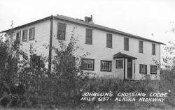 Johnson's Crossing Lodge, Alaska Highway