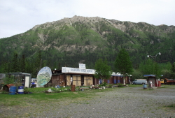 Koidern River Lodge (Koidern River Fishing Lodge), Alaska Highway