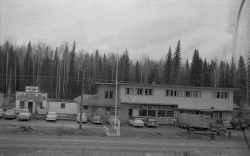 Fort Nelson Hotel, Alaska Highway