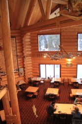 Northern Rockies Lodge (Highland Glen Lodge), Alaska Highway