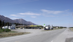 Talbot Arm Motel, Alaska Highway